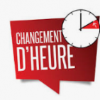 On change l'heure! On change les piles!.